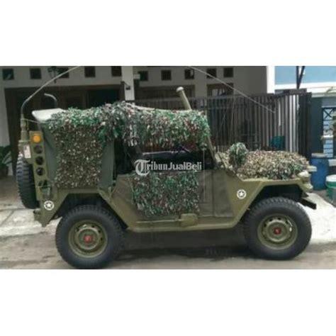 A1 Teh Hijau Sumatera mobil jeep utility a1 bekas tahun 1969 warna hijau army surat lengkap bandung dijual