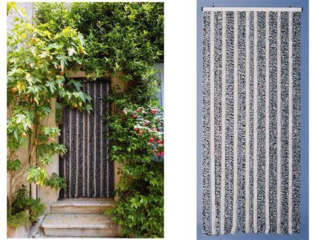 Rideau De Porte Chenille Leroy Merlin by Rideau Laniere Pvc Free Lanire Pvc Souple Bleu Azure