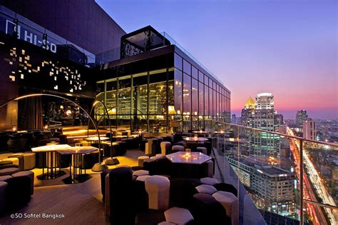 Top Ten Best Bars by Top 20 Rooftop Bars In Bangkok 2018 Bangkok Nightlife