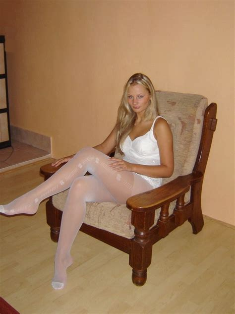 amateur couch amateur girls in black and white tights