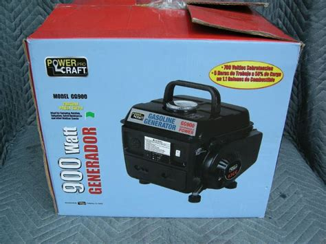 power craft  generator  showroom generators air