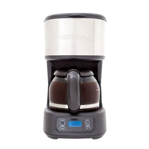 The Best Coffee Maker Coffee and Tea Maker   Farberware Coffee Maker