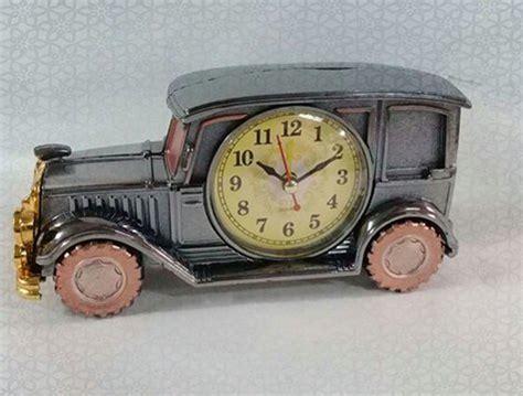 klasik araba seklinde  saati toptan dekoratif