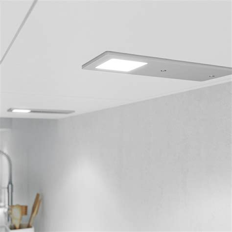 Slimline Cabinet Lighting Solaris Recti Slimline Led Under Cabinet Light
