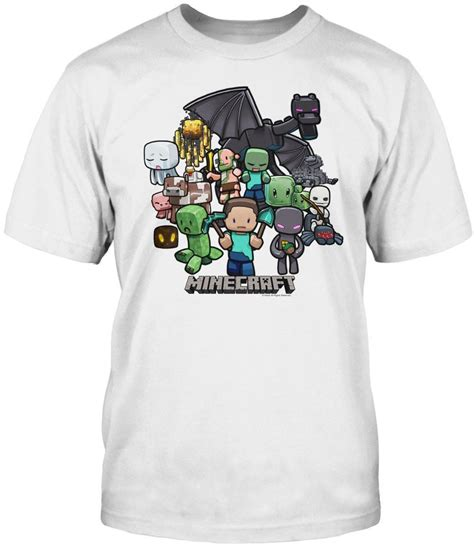 8 Craftabulous Shirts For A Crafty by Boys Minecraft T Shirt Mine Craft Tshirt Official