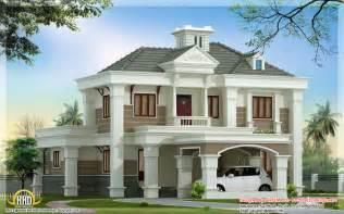 Home Designs Floor Plans India Home Design Beautiful Double Floor Home Design Sqft