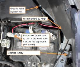 How To Wire A Led Light Bar How To Install An Led Light Bar On A 2014 Subaru Forester