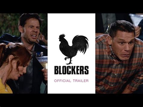 Blockers Trailer Song Cena And Leslie Mann Try To Ruin Their Prom In Blockers
