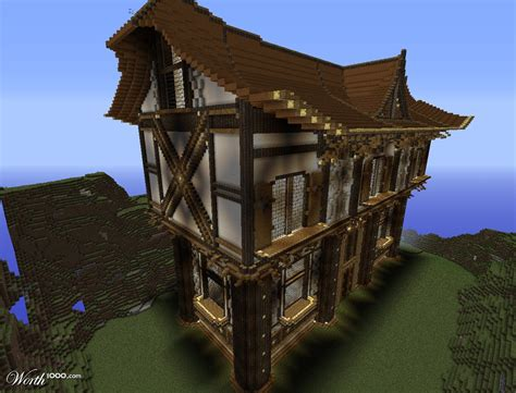 Dutch Colonial House Style by Epic French House Minecraft Seeds For Pc Xbox Pe Ps3