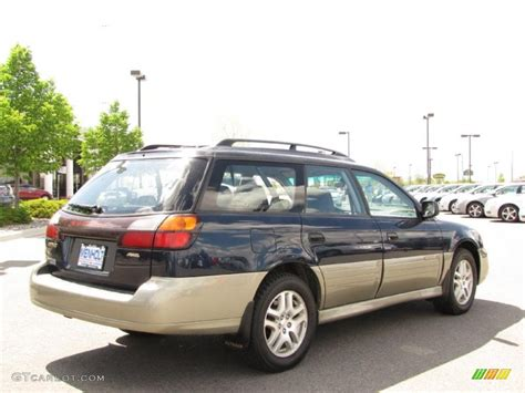dark blue subaru outback 2000 dark blue pearl subaru outback wagon 30367882 photo