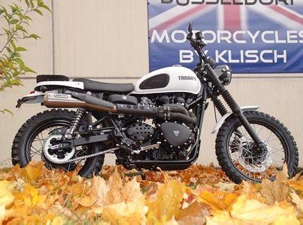 Motorrad Umbau D Sseldorf by Custom Bikes Und Motorrad Umbauten Des H 228 Ndlers Triumph