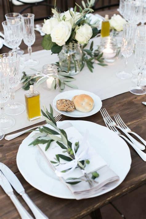 Hochzeitsdeko Zu Hause by 40 Mediterrane Tischdeko Ideen Exotische Reiseziele Zu