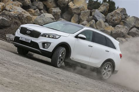 Car And Driver Kia Sorento Kia Sorento 2 2 Crdi Auto Drive Review Autocar