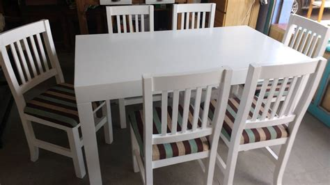 mesa y sillas blancas mesa y sillas blancas mesa y sillones de jardn blancos