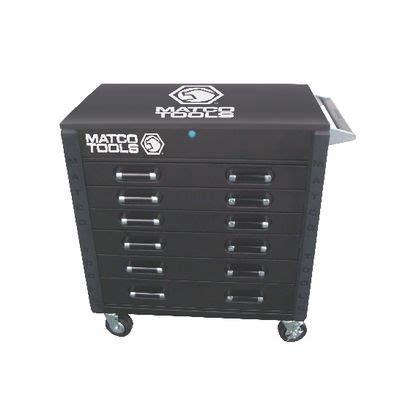 Matco 4 Drawer Tool Cart by Automotive Service Carts Tool Carts Matco Tools