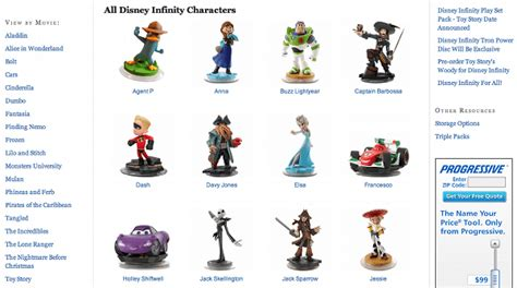 pics of disney infinity characters introducing infinity characters list skylanders