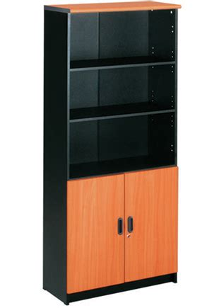Donati Lemari Arsip Sedang Doc 48 L donati lemari arsip tinggi pintu panel bawah type doc 52