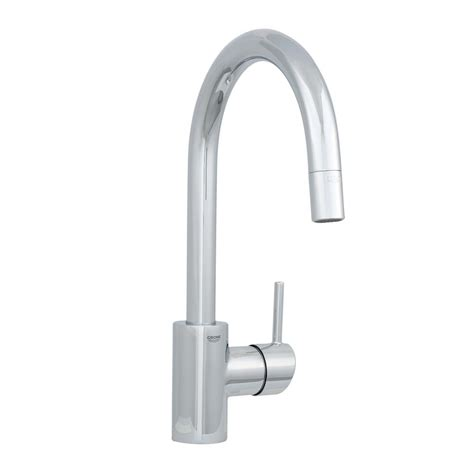 grohe alira kitchen faucet grohe kitchen faucet pull out hose