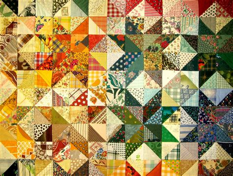 History Of Quilting by Patchwork Quilting No 2 South Leicestershire U3a