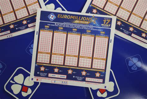 Euromillion Grille by Euromillions Retrouve Un Ticket Dans Sac Et