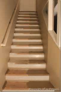 Basement Stairs Finishing Ideas Painting Basement Stairs Inexpensive Way To Transform The Space Before Finishing With
