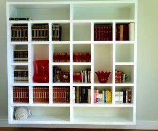 libreria fai da te economica librerie in cartongesso
