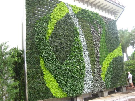 Sprout Green Wall In Palm Beach County Green Garden Walls