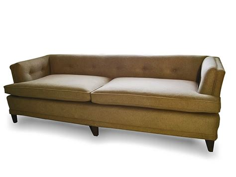 low back couch mid century low back sofa mix vintage