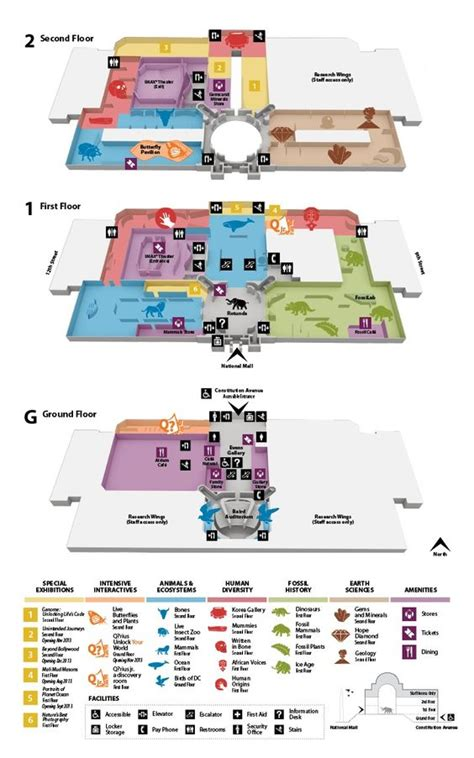 smithsonian floor plan floors plans plan your visit smithsonian national museum of history