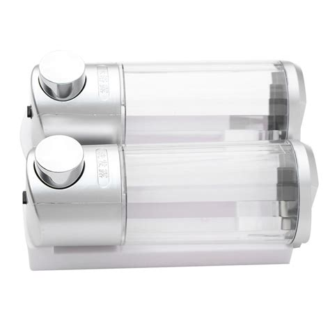luxury wall mounted bathroom shower soap dispensers