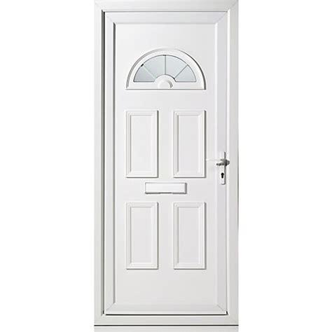 Wickes Carolina Pre Hung Upvc Front Door Set 2085 X 920mm Wickes Front Doors Upvc