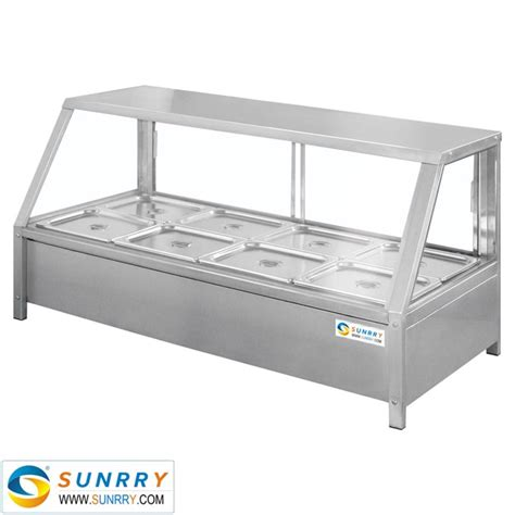 electric commercial kitchen equipment buffet stands pastry