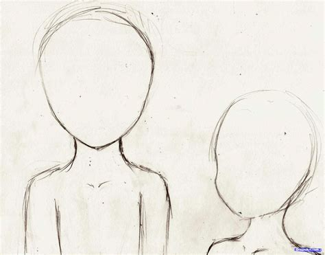 Sketches To Draw by Anime Drawings For Beginners Anime Boy Hairstyles Spiky