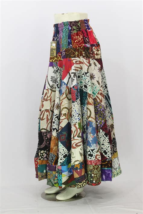 jual rok batik etnik rok payung panjang model terbaru grosir batik nitnot blitar