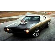 Dodge Challenger 1970 Black  Wallpaper