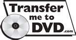 transfer me to dvd