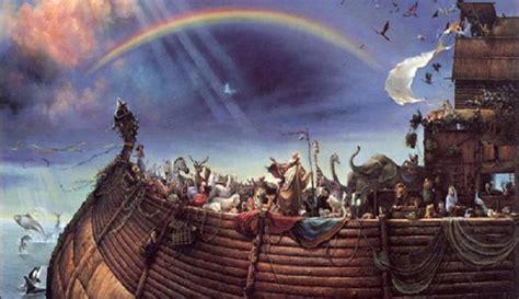 Film Nabi Nuh Membuat Kapal | studi fisika ungkap kedahsyatan kapal nabi nuh