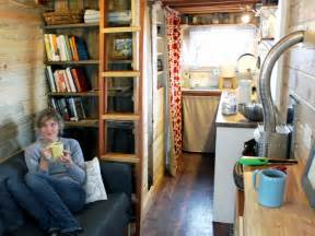 Tiny Living Homes by Small And Smaller Extreme Living Hgtv