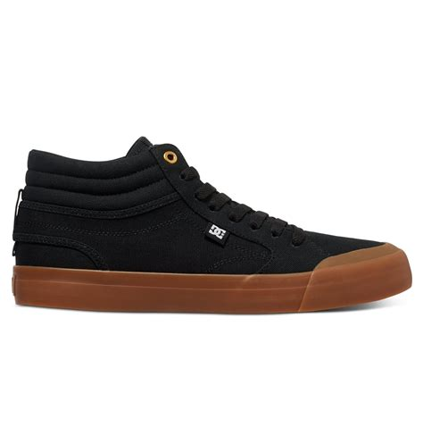 Dc Mens Evan Smith Hi Shoe dc shoes s evan smith hi tx high top shoes adys300383