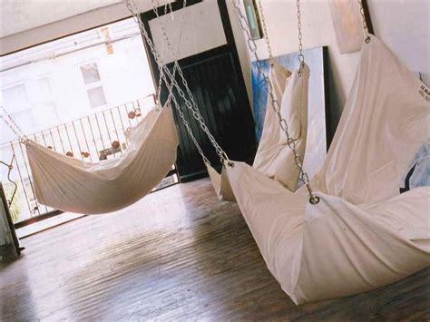 diy bedroom hammock how to make diy le beanock indoor hammock awesome