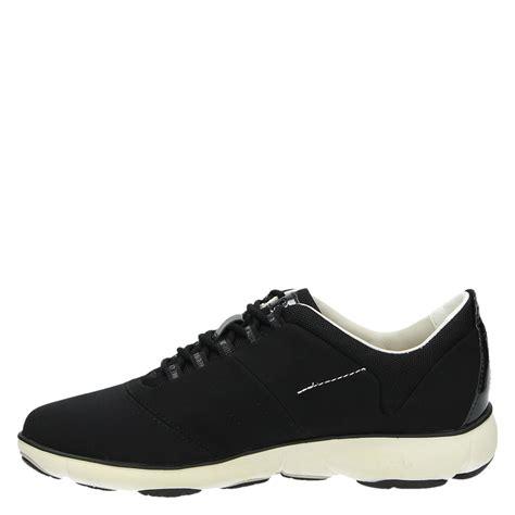 Geox Sneakers geox lage sneakers zwart