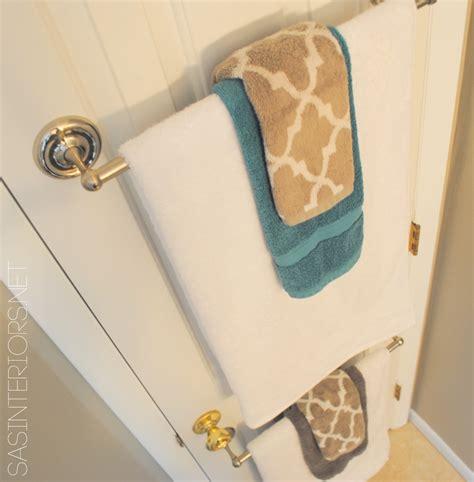 Bathroom Towel Bars Walmart Bathroom Refresh With Better Homes And Gardens Burger