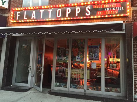 home comforts astoria a bite size update on flattops the joint from queens comfort