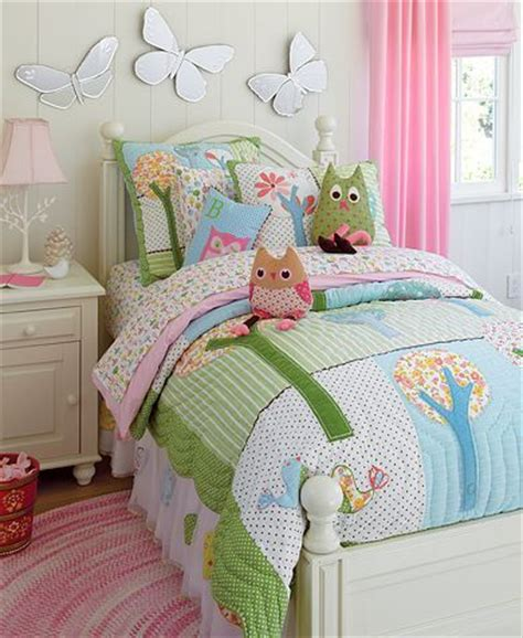 owl themed bedroom owl bedding brooke d orsay and pottery barn on pinterest