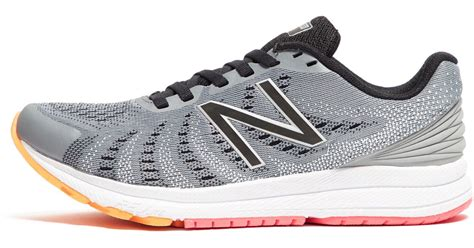 Sepatu New Balance Fuelcore lyst new balance fuelcore v3 running shoes in gray