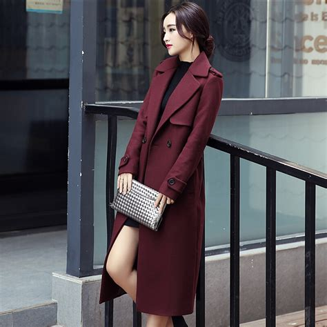 wine colored coat the most beautiful winter colored coats 2016 what