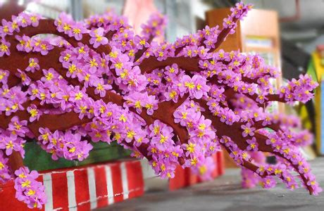 new year flower deco flower decoration ideas for new year
