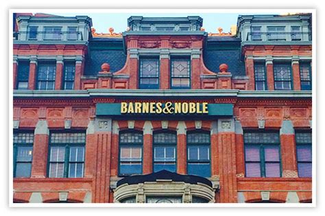barnes  noble locations   project