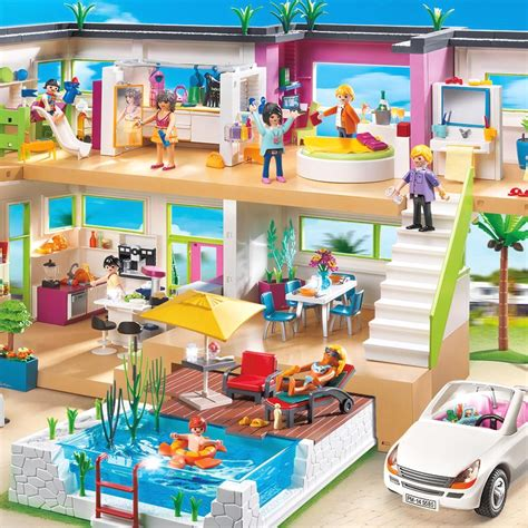 esszimmer playmobil beautiful maison moderne playmobil klerelo gallery