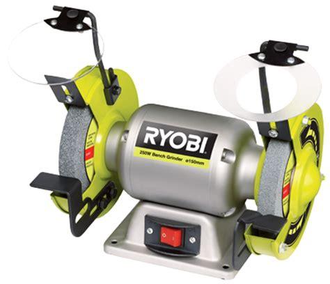 bench grinder reviews ryobi 250w bench grinder rbg6g reviews productreview com au